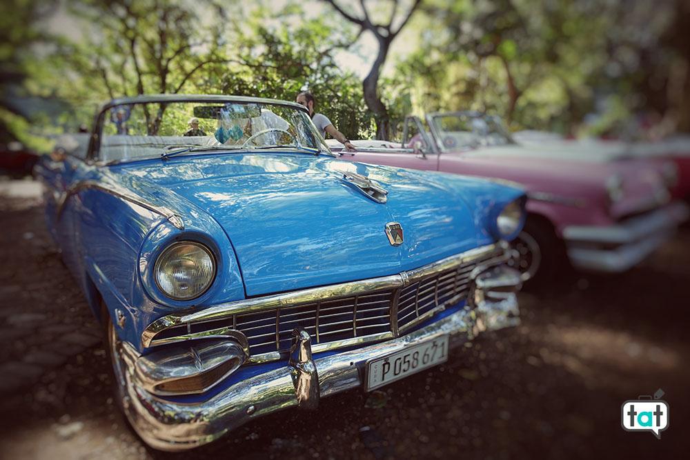 Cuba Havana auto