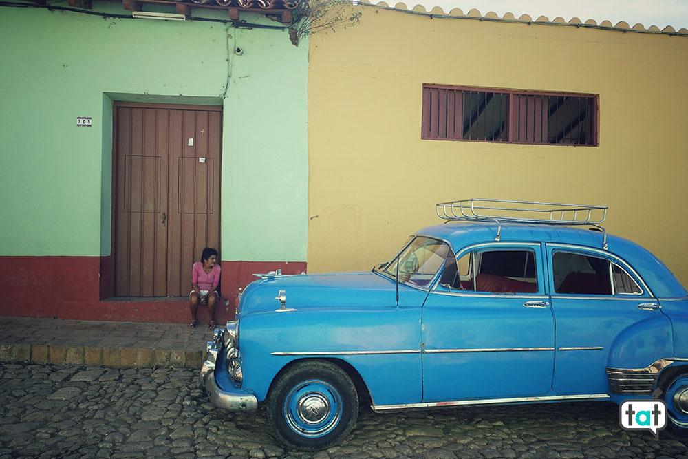 Cuba Trinidad casa