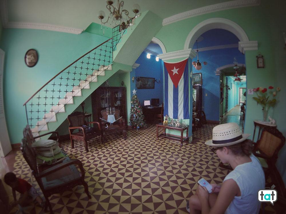 Trinidad Casa Elio Ramos