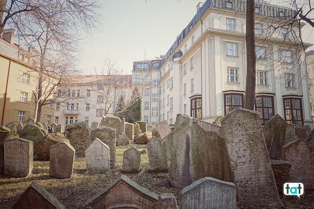 praga cimitero