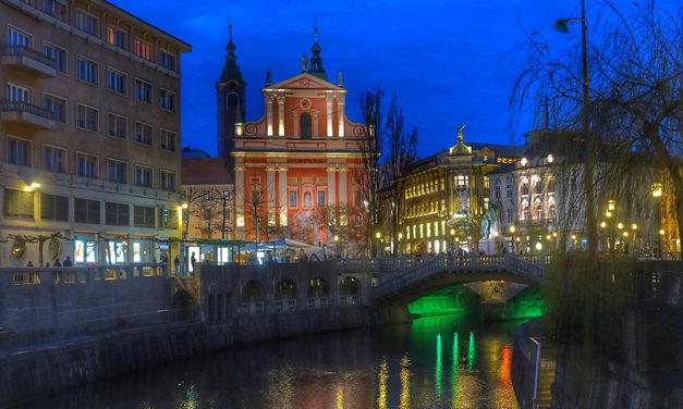 IN VIAGGIO IN SLOVENIA: LUBIANA, BLED E LE GROTTE DI POSTUMIA
