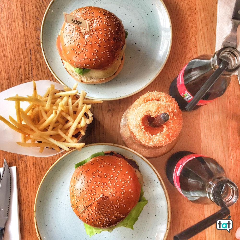 miglior hamburger di Londra