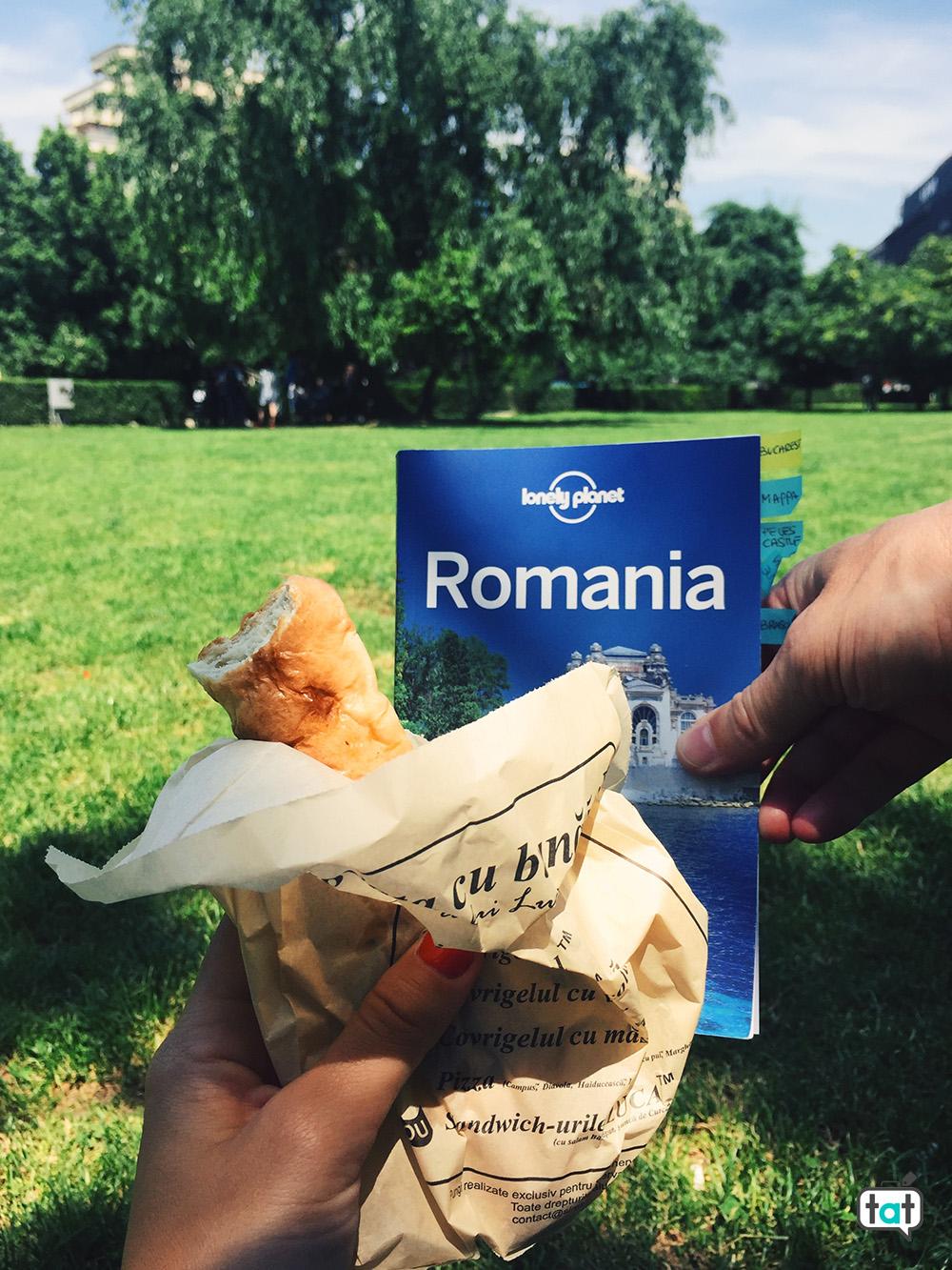 covri luca Bucarest