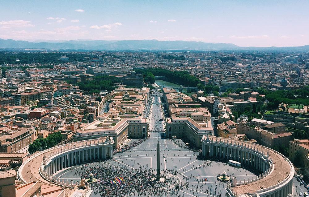 5 ESPERIENZE INDIMENTICABILI DA FARE A ROMA