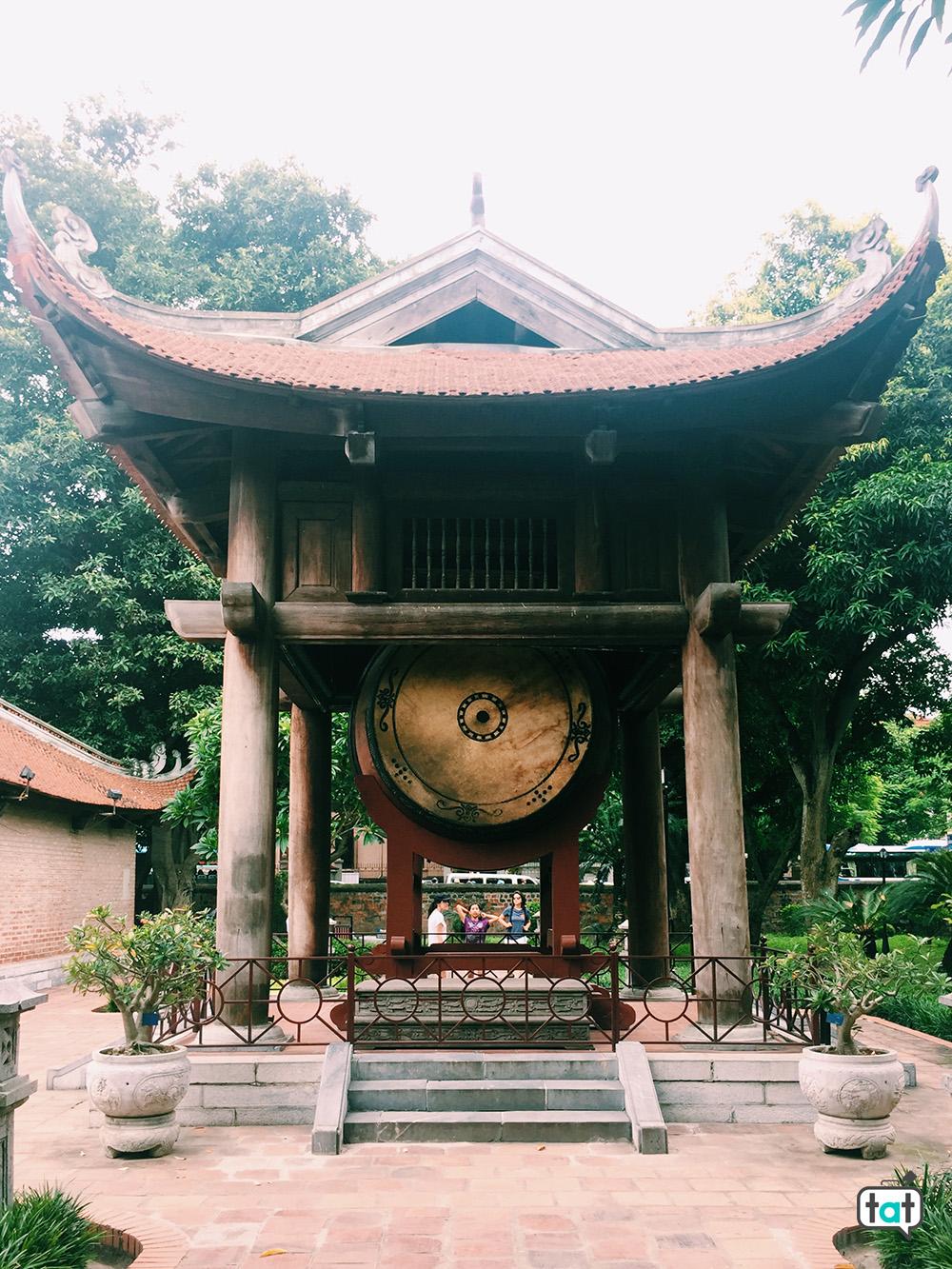 Tempio della letterature Hanoi