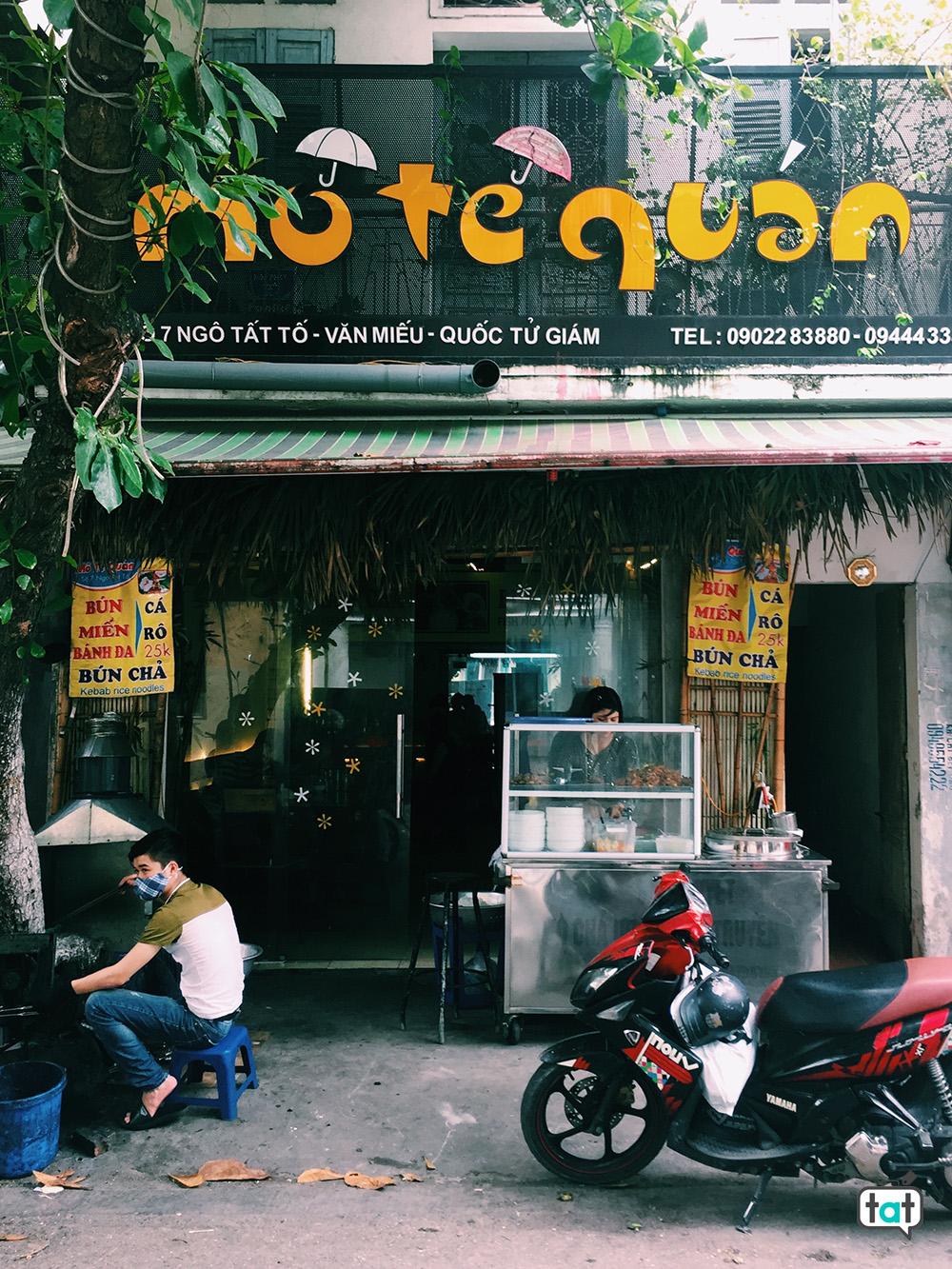 Mo te Quan Hanoi