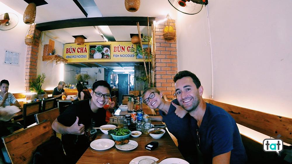 Chao Vietnam Hanoi
