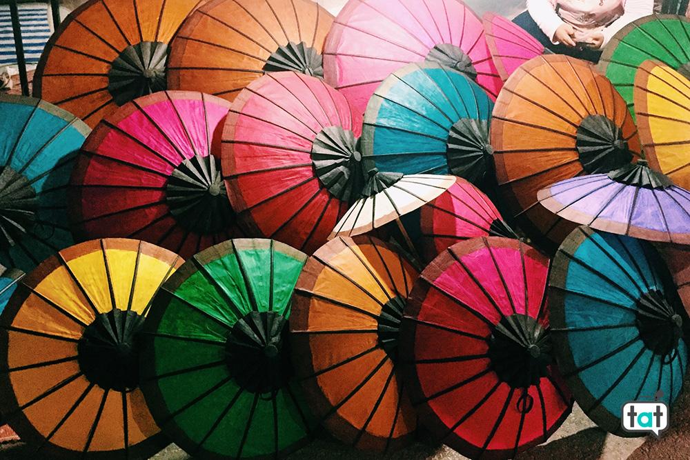 mercato luang prabang