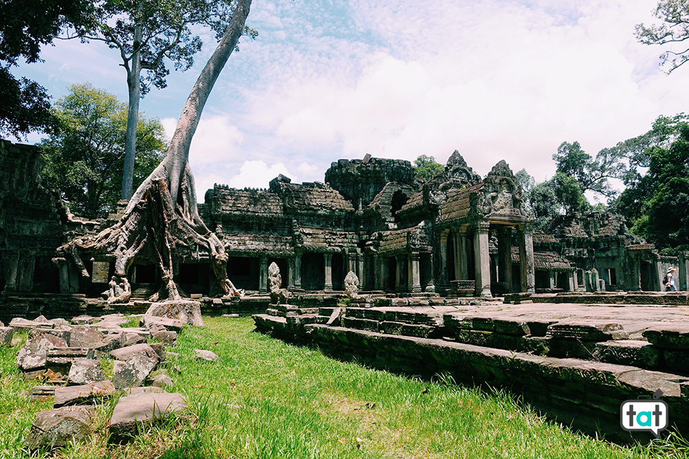 Ta Prohm Tomb Raider