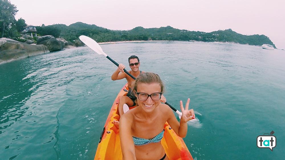 kayak thailandia