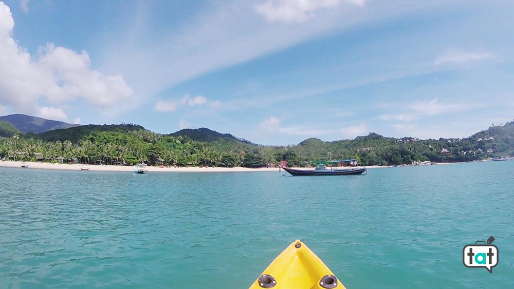 kayak Koh Phangan