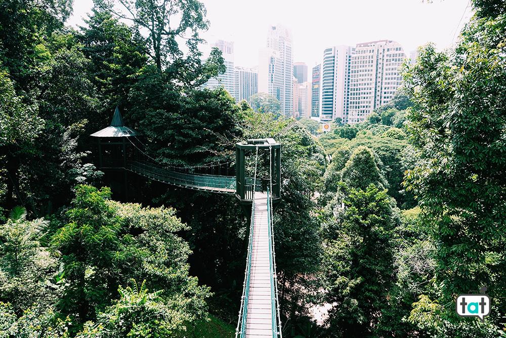 KLCC Forest Bukit Nanas