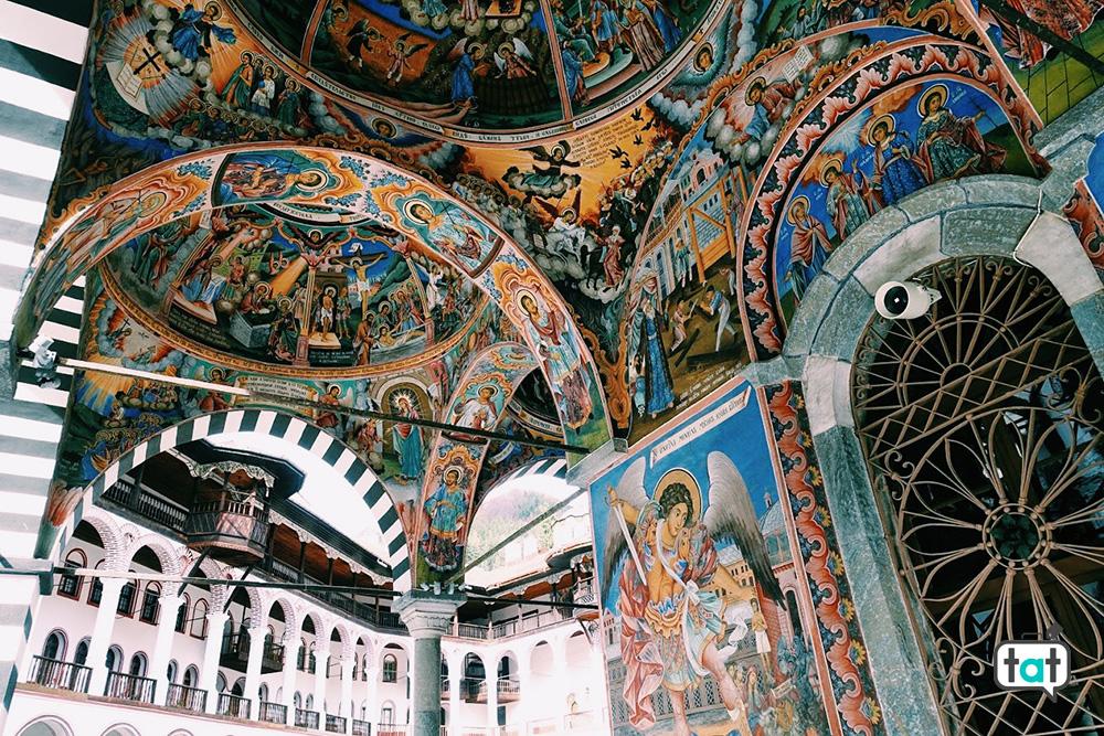 Rila monastero