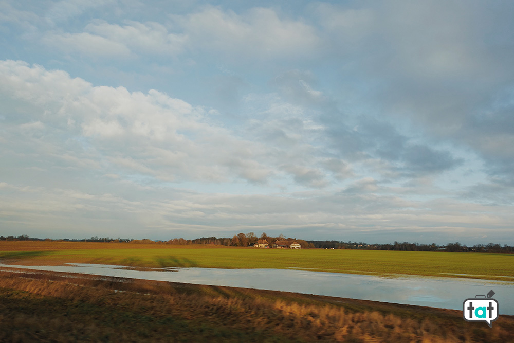 Strada da Riga a Rundale