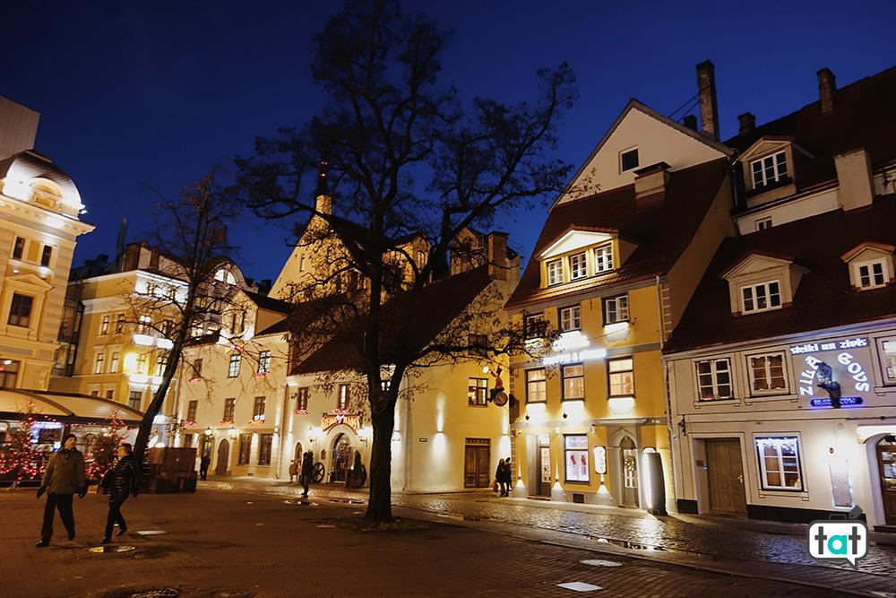 Cosa fare a Riga di sera