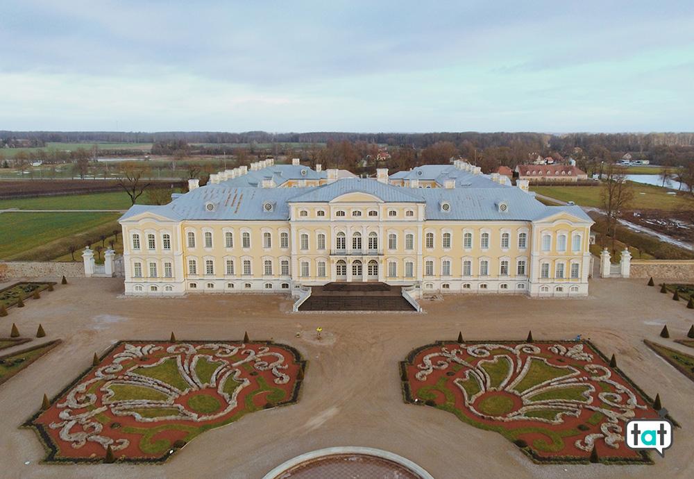 Palazzo di Rundale Riga