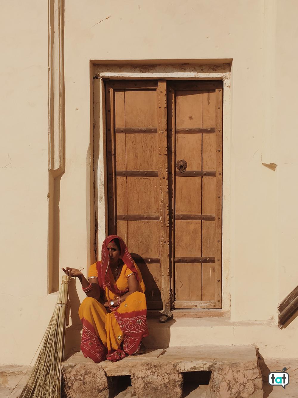 Donne a Jaipur