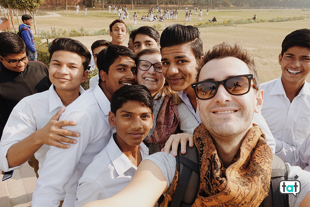 Raj Ghat Nuova Delhi