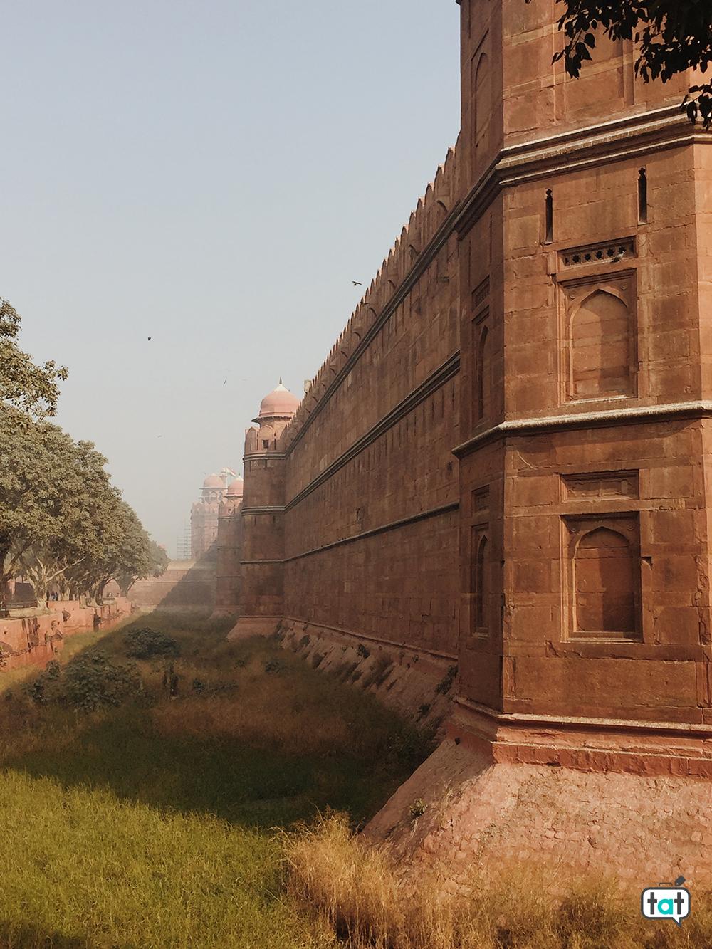 Forte vecchio Nuova Delhi
