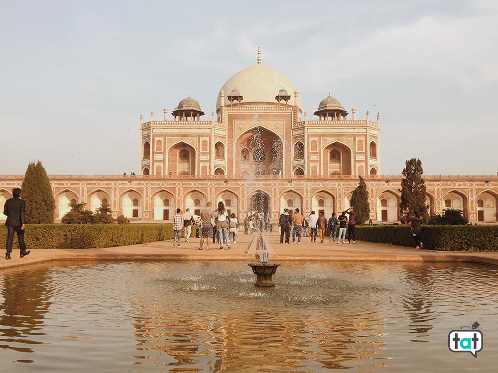 Tomba di Humayun Nuova Delhi