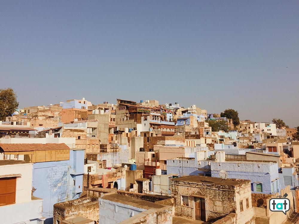 Città blu India