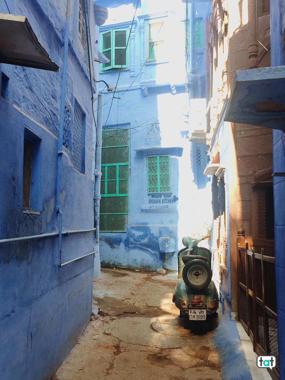 Vicoli di Jodhpur