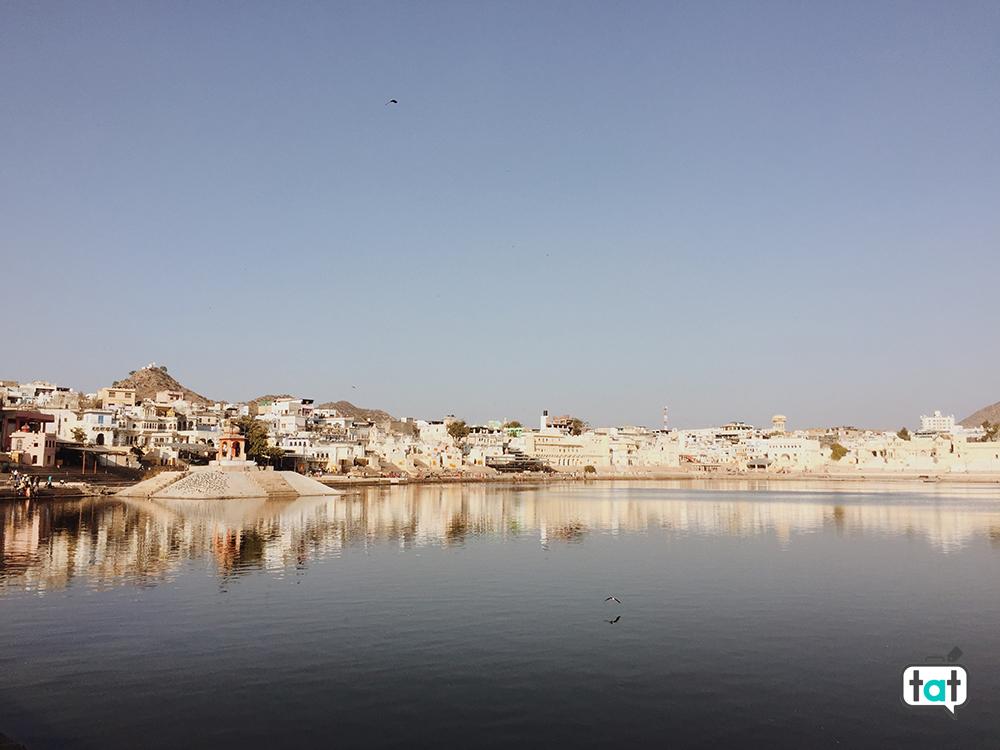 Lago Pushkar