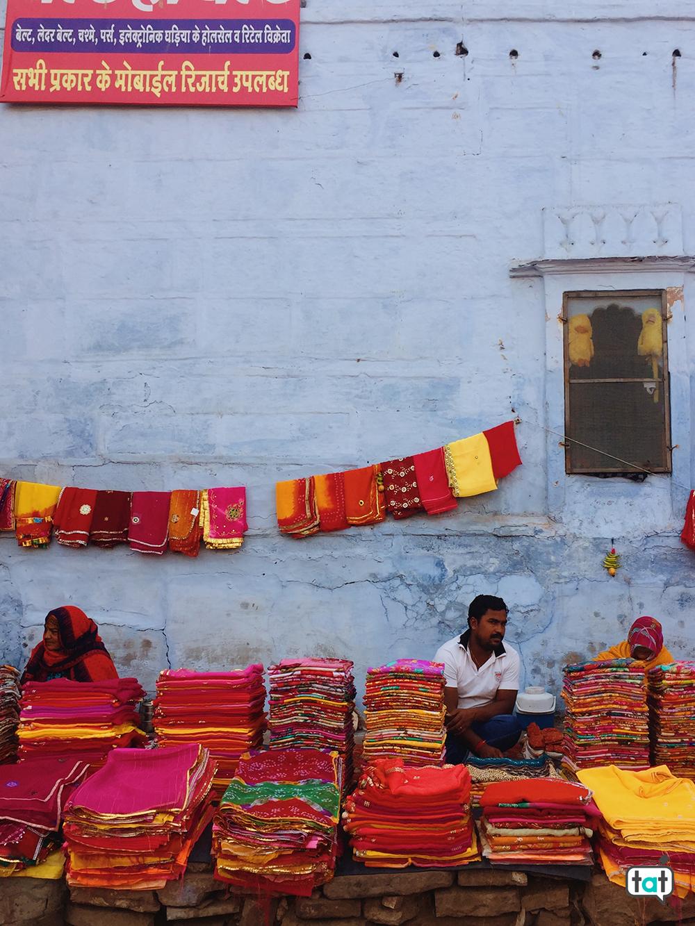 Mercato Sari Jodhpur