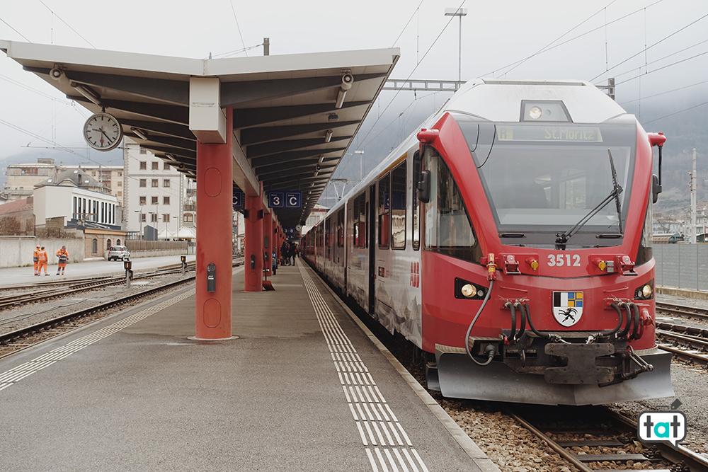 Ferrovia Retica Tirano