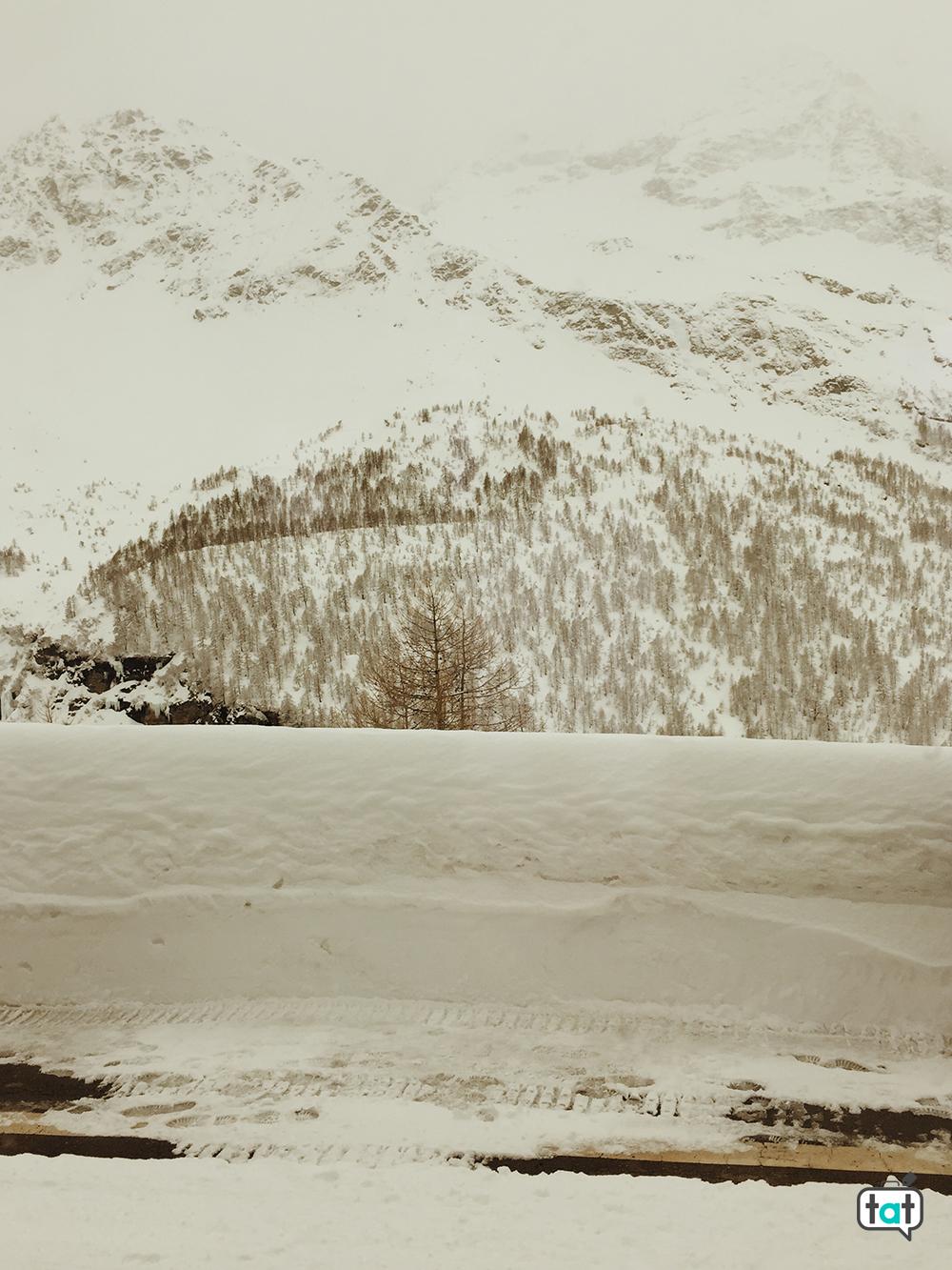 Neve a Alp Grum