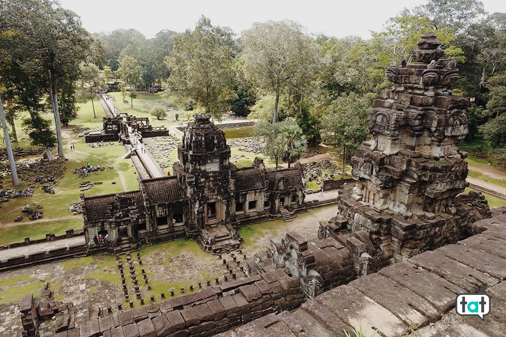 Viaggio consapevole in Cambogia