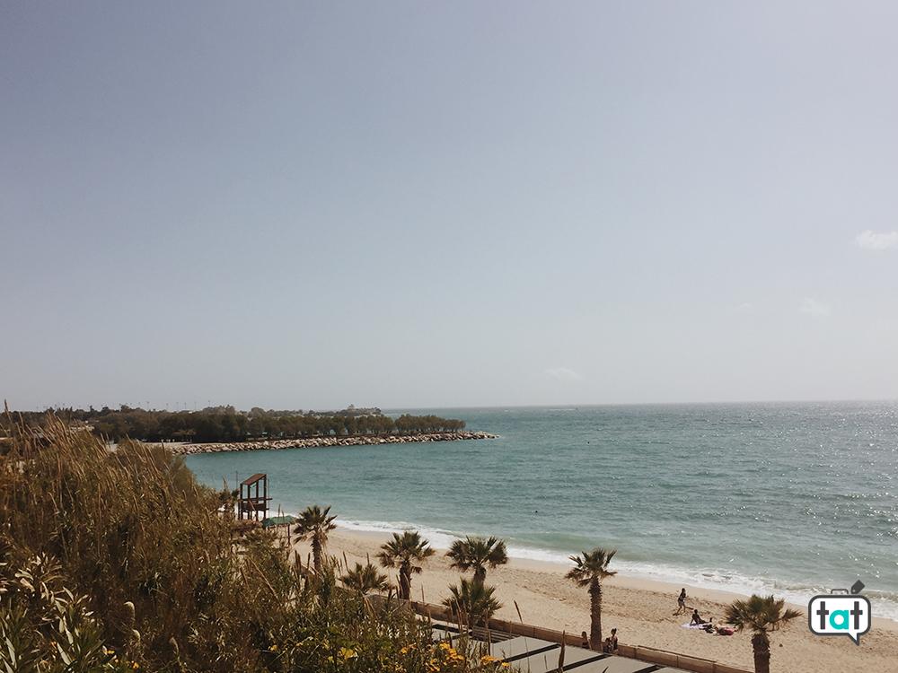 Spiaggia Atene a Kalamaki