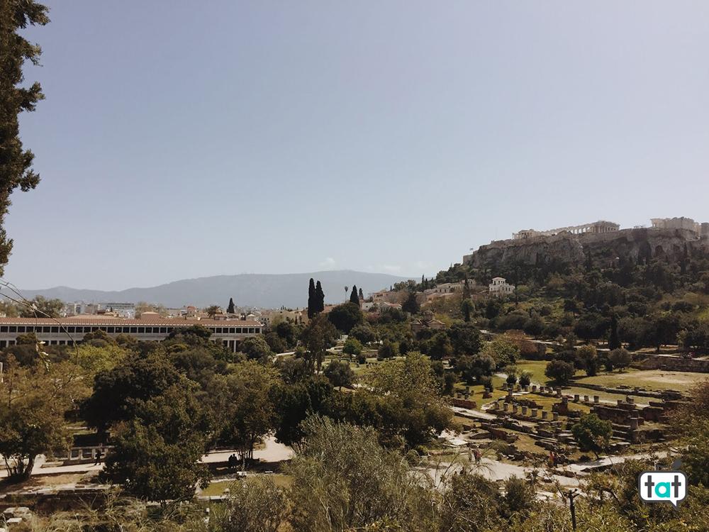 Agorà Antica Atene