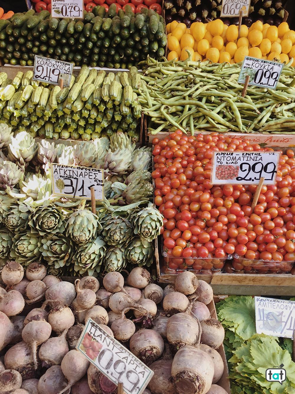 Mercato Centrale Atene
