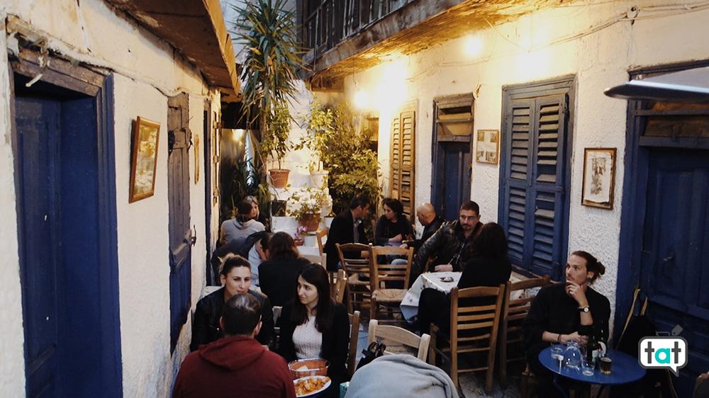Dove mangiare Atene?