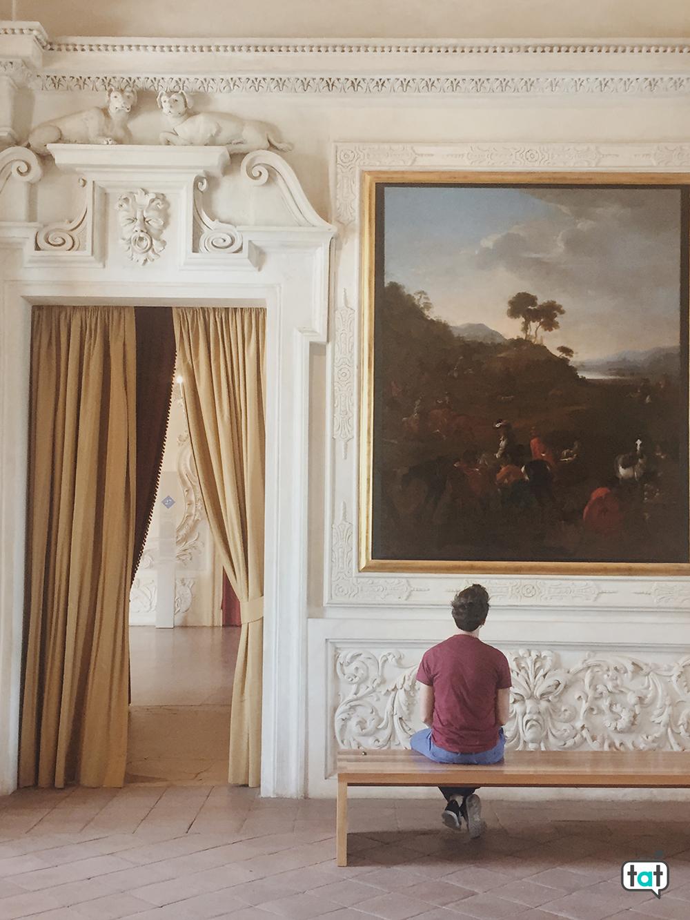 Stanze Venaria Reale Torino