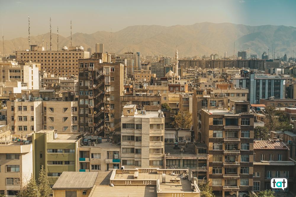 Teheran in agosto