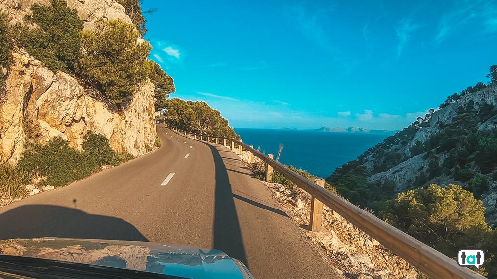 strada Cap de Formentor