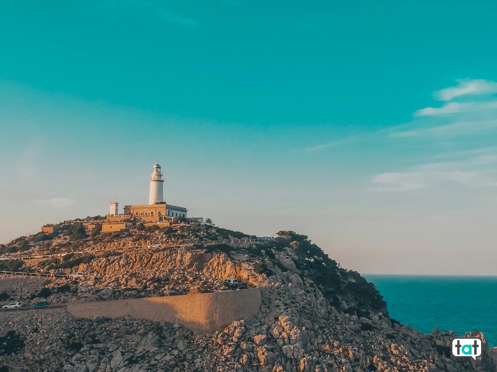 Cap de Formentor Maiorca