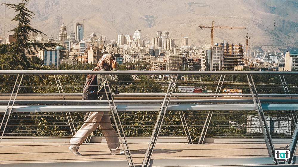 Tabiat Bridget Teheran
