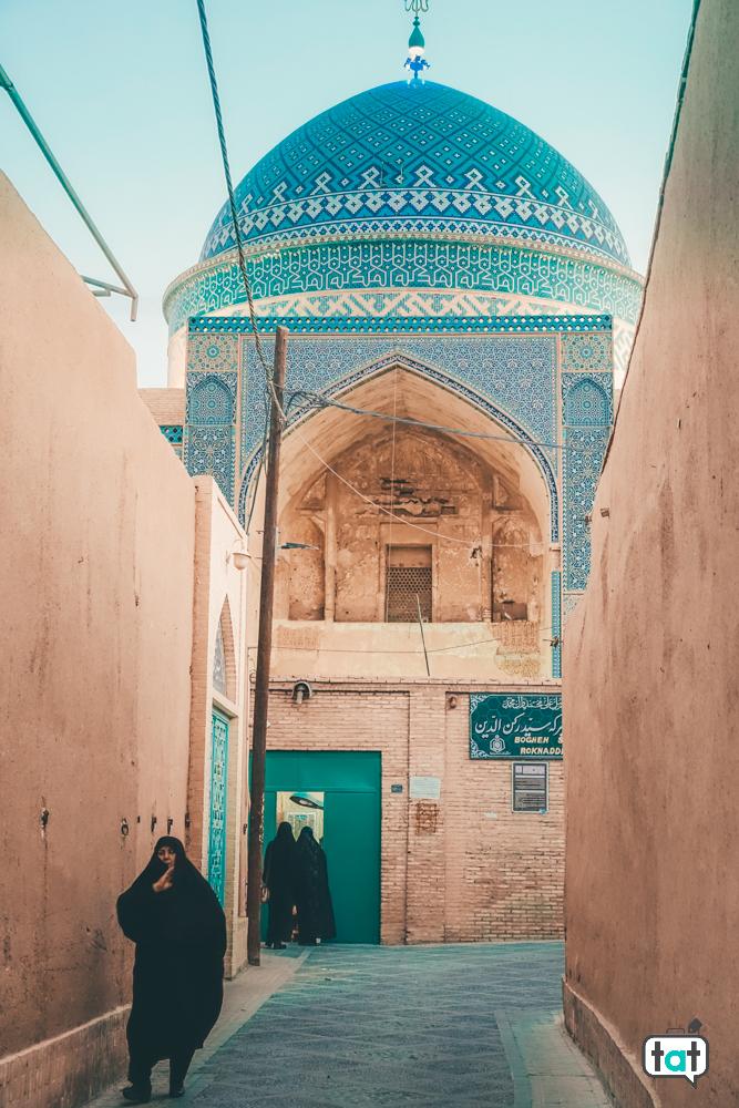 vicoli di Yazd