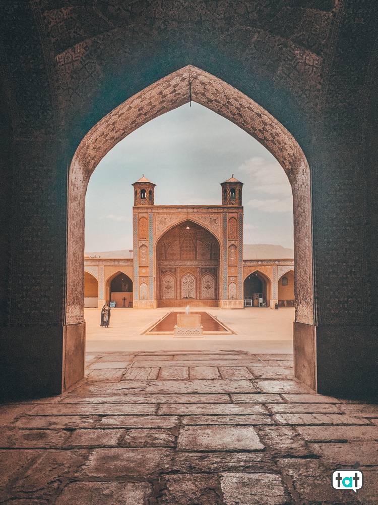 moschea Vakil Shiraz