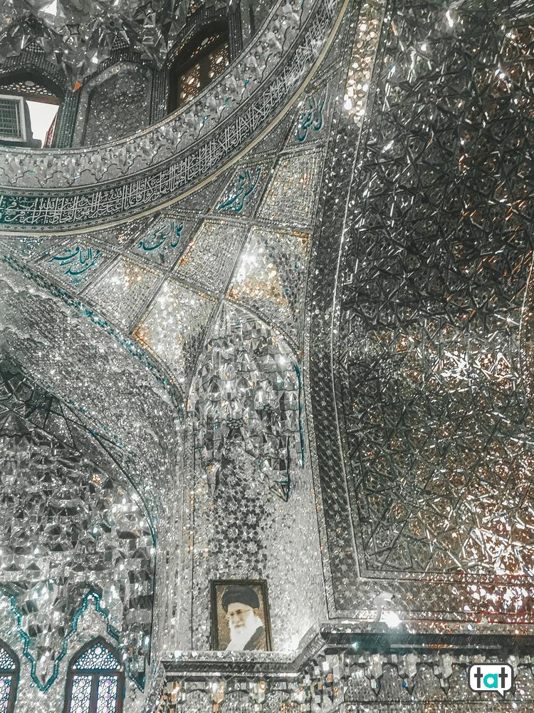 tomba emiro Ali Iran