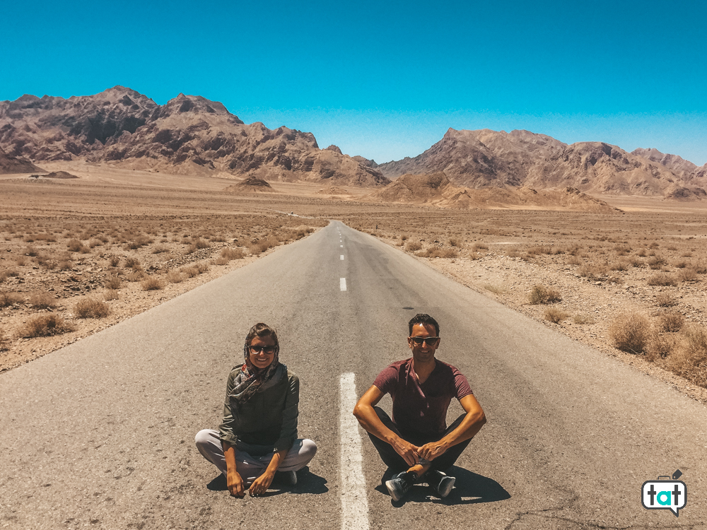 strada Iran