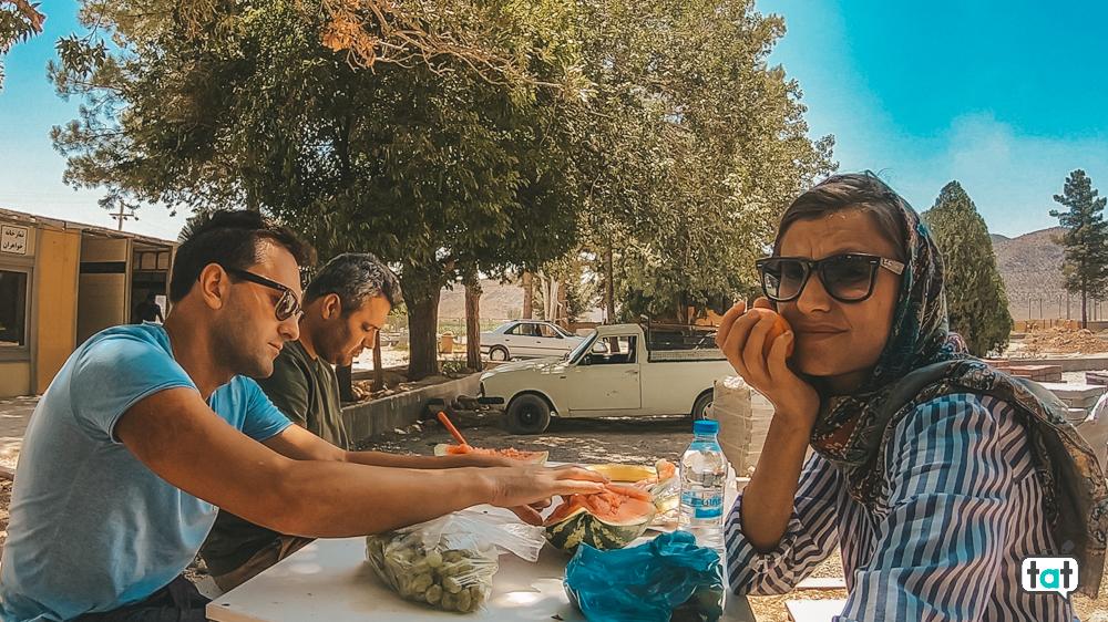pic nic Iran