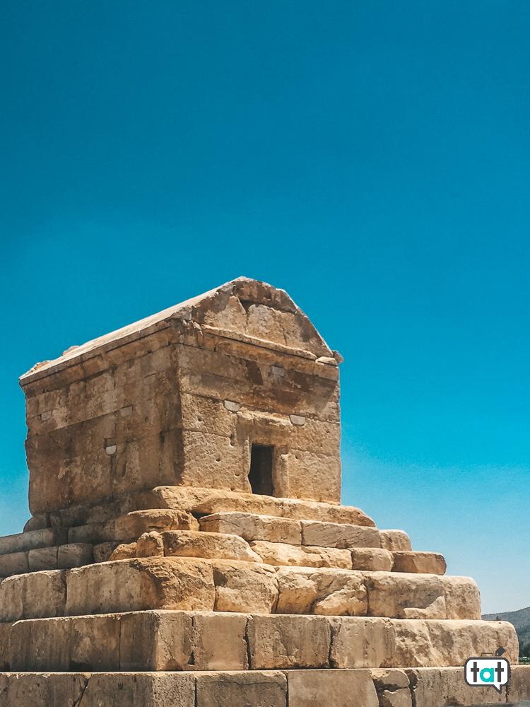 Tomba Ciro Iran