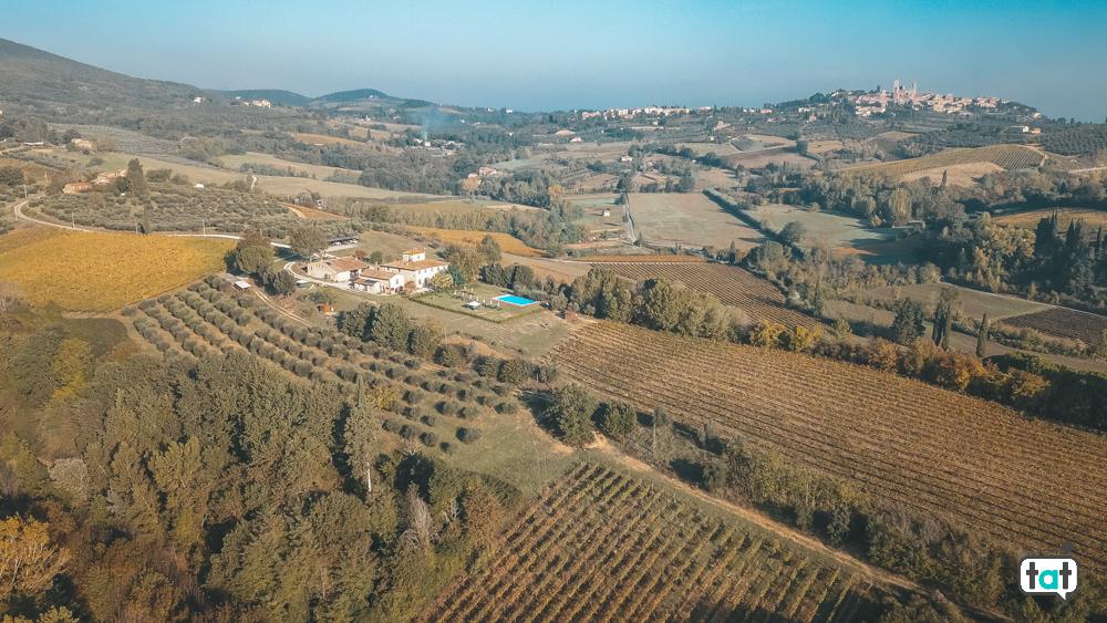 Agriturismo Poggiacolle Toscana