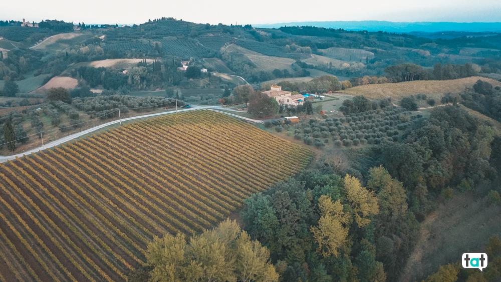 Agriturismo Poggiacolle San Gimignano