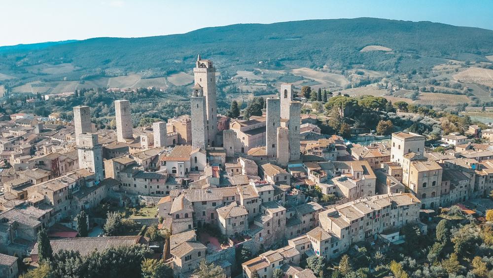 Weekend di relax a San Gimignano: la città delle torri