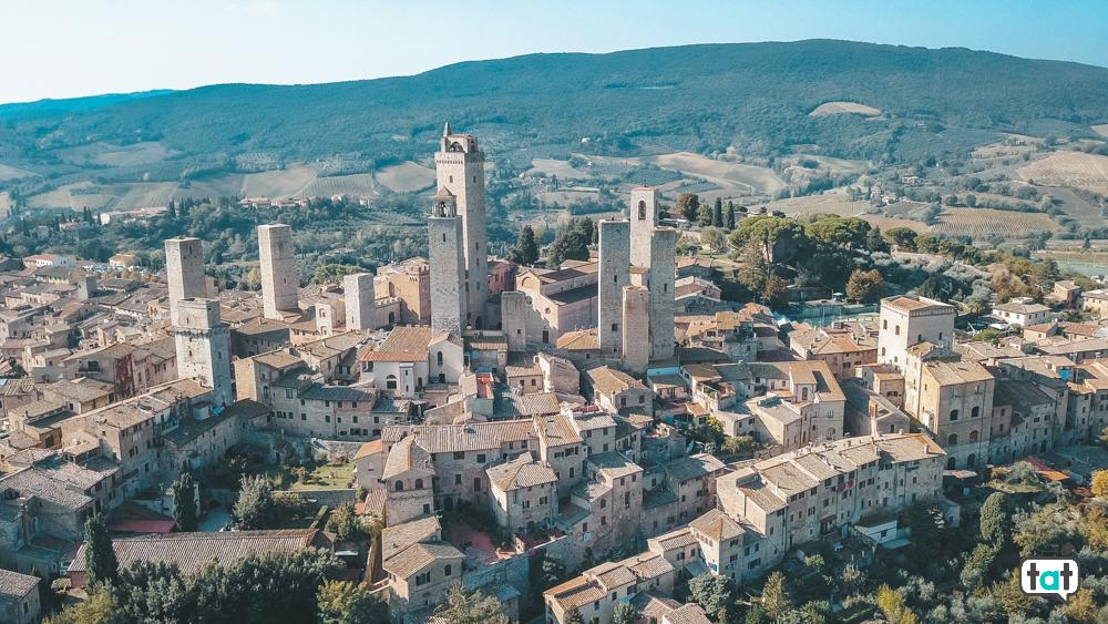San Gimignano in Toscana